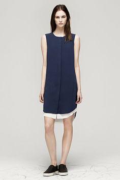 Longtail Shirt Dress ~ CUTE