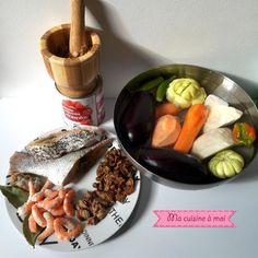 Thiéboudieune rouge et sa sauce aux crevettes | lacuisinededaba