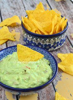Cooks: Guacamole - Laura & s Bäckerei - Hapjes - Low Carb Tacos, Healthy Tacos, Healthy Recipes, Homemade Tacos, Homemade Taco Seasoning, Salad Recipes For Dinner, Chicken Salad Recipes, Nachos, Laura Cook