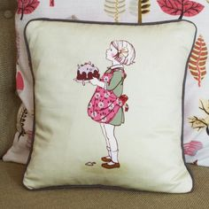 """""""I Baked This"""" Cushion by Belle & Boo"""