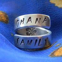 Ohana means Family  #Lilo and Stitch!