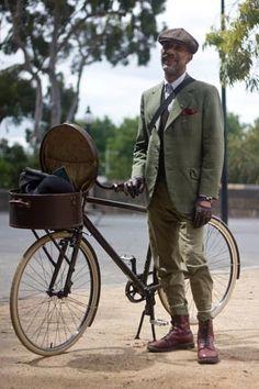 Melbourne Tweed Ride