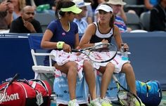 Top seeds Sania Mirza and Martina Hingis advanced to the semi-finals of the women's doubles at the US Open 2015 in New York on Tuesday. The top-seeded Indo-Swiss pair eased past 13th seeded Dutch-Czech combination of Michaella Krajicek and Barbora Strycova 6-3 6-0 in a contest which lasted 59 minutes. Sania and Martina put up a thoroughly dominating performance by...  Read More