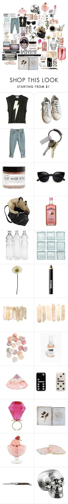 """Heart Of Glass"" by girlwiththepeacocktattoo ❤ liked on Polyvore featuring Wildfox, adidas, CB2, Fig+Yarrow, Proenza Schouler, NARS Cosmetics, Etiquette, Ardency Inn, Marc Jacobs and FOSSIL"