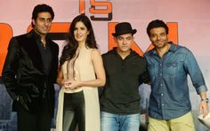 Aamir and Katrina's Dhoom 3 cross Rs 500 crore Worldwide