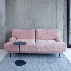 Now I want a pink sofa Via Elmer by Lucy Kurrein - SCP launches Autumn Winter 2014 collection Interior Desing, Interior Styling, Interior Decorating, Decorating Ideas, London Design Week, London Design Festival, Inspiration Design, Interior Inspiration, Architecture Design