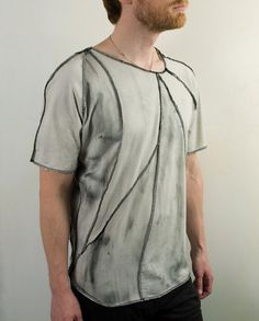 PopLoves patchwork organic t-shirt is hot.