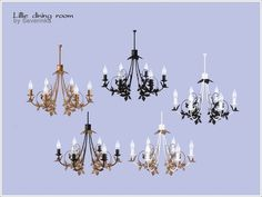 Ceiling lamp Found in TSR Category 'Sims 4 Ceiling Lamps'