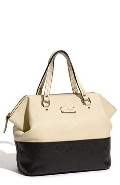 I've got my eye on this Kate Spade for Spring/Summer seems like the perfect transition bag