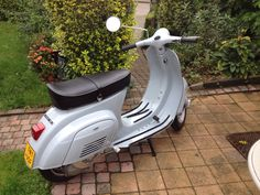 My Vespa 50 from 1967