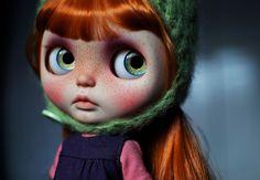 Blythe custom Madeleine by Hola Gomina