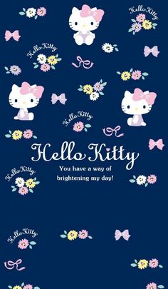 Find images and videos about hello kitty on We Heart It - the app to get lost in what you love. Hello Kitty Themes, Hello Kitty Pictures, Kitty Images, My Melody Sanrio, Hello Kitty My Melody, Sanrio Hello Kitty, Sanrio Wallpaper, Cat Wallpaper, Iphone Wallpaper