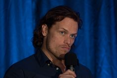 Q&A with Sam Heughan and Steven Cree | by StephenieEloise