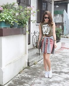 My Outfit, Shirt Dress, Womens Fashion, Casual, Pink, Shirts, Outfits, Clothes, Beauty