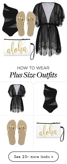 """""""Untitled #71"""" by hamida-i on Polyvore featuring Havaianas"""