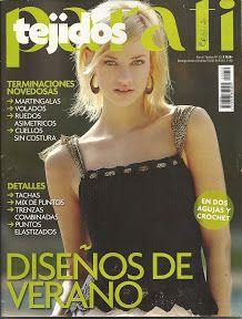 Para Ti Tejidos nº 50 2011 verano - Alejandra Tejedora - Picasa Web Albums