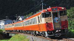 キハ48 国鉄一般気動車標準色