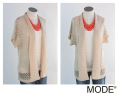 Retail Price: $82 MODE Price: $32.99 Visit our stores at www.shopmodestore.com