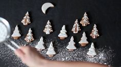 Christmas Gingerbread Cookies / Vianočné Perníky by bake your slovak roots. http://slovakroots.blogspot.com
