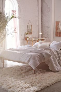 Check out Bohemian Platform Bed from Urban Outfitters