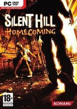 SILENT HILL: HOMECOMING - PC GAMES - (ITALIANO)
