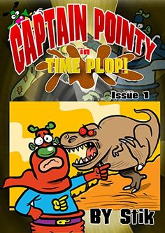 Check out Captain Pointy #1 on @comixology