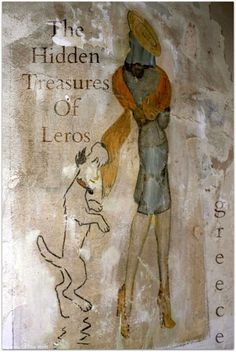 """The Hidden Treasures Of Leros. The island of Leros, one of the Dodecanese group (the """"other"""" Greek islands) has a very chequered past."""