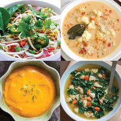 49 Sensational, healthy soup recipes!  Looks great and I love soup.