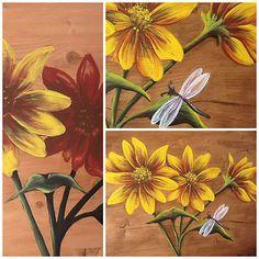 Exercice pour peindre rapidement en utilisant différents angles du pinceau