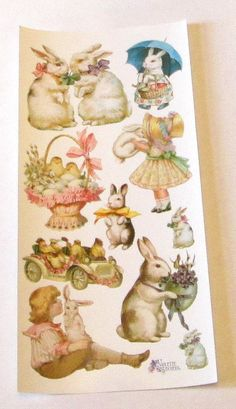 Wonderful new Retro Violette Victorian Easter by TheWisdomTree