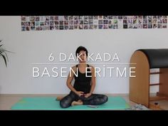 6 Dakikada Basen Eritme - YouTube Homemade Beauty, Stay Fit, Beauty Care, Health Fitness, Yoga, Youtube, Workout, Sports, Exercises