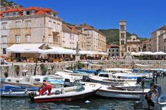 Hvar for Honeymoon?