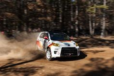 [Rally in the 100 Acre Wood - Rally xD Makes the Podium with Place Finish] Family Suv, 100 Acre Wood, Scion, Rally, Toyota, Racing, Vehicles, Places, Cars