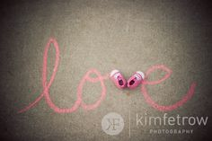 Maternity Session - take chalk and a pair of baby shoes along just in case you find a cute spot.