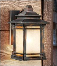 Homesteader Seeded Glass Outdoor Wall Lantern | Outdoor Wall Lantern, Wall  Lantern And Outdoor Walls