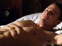 Stephen Amell from the CW's Arrow as Christian Grey?