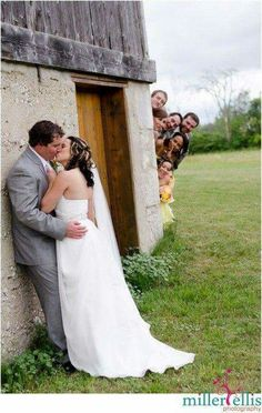 Wedding photo idea