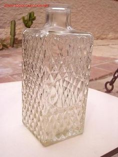 vidrio soplado en molde