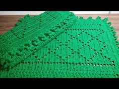 Jogo de Cozinha em Crochê Vanessa Com Passo a Passo 1/2 - YouTube Crochet Top, Make It Yourself, Blanket, 1, Blog, Women, Youtube, Tops, Fashion
