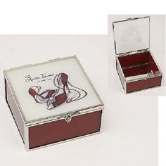 SOPHIA BELLE VENDOME TRINKET JEWELLERY BOX CHRISTMAS GIFTS FOR HER