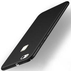 For Huawei P10 Lite case 5.2 inch For Huawei Nova Lite cover Matte case PC back capas black P10 lite hard phone case
