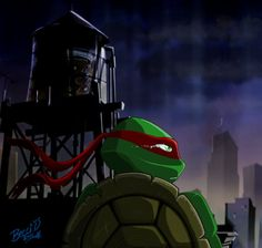 I ain't goin back to the Hashi (2) by rnlaing on DeviantArt | TMNT ...