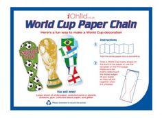 Essay football world cup