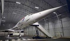 British Airways Concorde - Manchester Airport