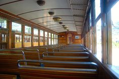 Image gratuite sur Pixabay - Wagon, Intérieur, Train, Zugfahrt