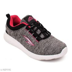 Sports Shoes & Floaters Stylish Women's Shoe  *Material* Outer - Mesh, Sole - EVA  *UK Size* 5 ,  6 ,  7 , 8  *Description* It Has 1 Pair Of Women's Shoe  *Pattern* Solid  *Sizes Available* IND-8, IND-5, IND-6, IND-7 *   Catalog Rating: ★3.9 (142)  Catalog Name: Attractive Women's Shoes Vol 1 CatalogID_131059 C75-SC1072 Code: 466-1071115-999