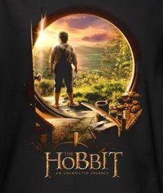 The Hobbit Movie Poster T-Shirt