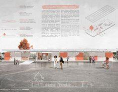 1o Lugar - Concurso Pavilhão Canada - Oliver Uszkurat - Universidade Positivo - Curitiba PR