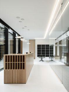 NOTARY OFFICE GHENT (SDW) by Abscis Architecten https://archello.com/project/notary-office-ghent-sdw Photo by: Jeroen Verrecht