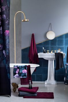 Коврик для ванной из хлопка | H&M